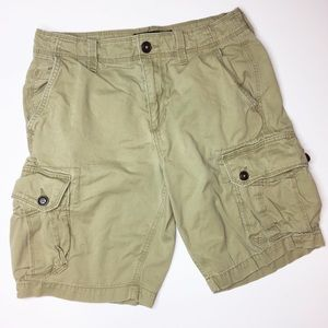 American Eagle classic cargo shorts Size 30 waist